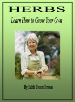 Herbs_Learn How to Grow Your Own
