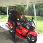 Keithalon On Motorcycle